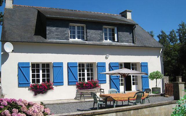 Maison-creme-6 Réminiac- Destination Brocéliande
