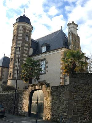 Malouinière de la Verderie - Saint-Malo - ©SMBMSM