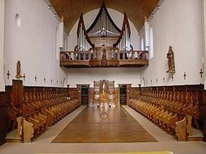 Monastère des Augustines chapelle
