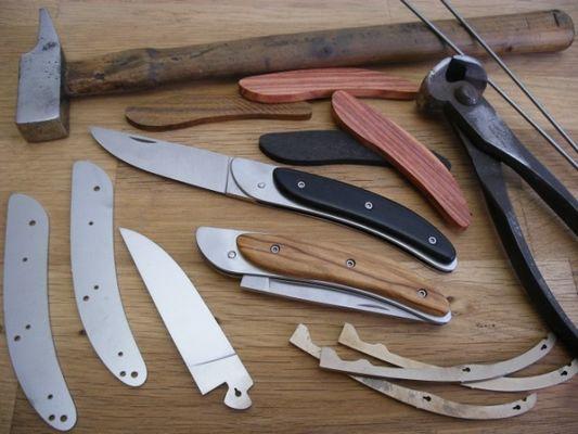 Le coutelier de St Malo