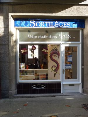 SORTILEGES- Saint-Malo
