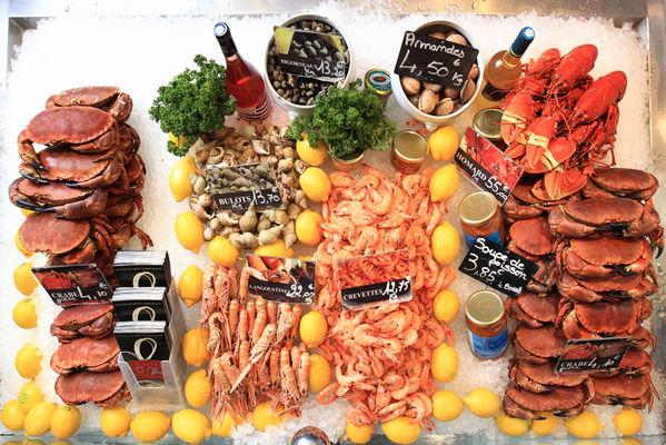 Vente de crustacés le Banc D'Ecaille Saint-Malo