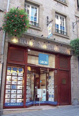Giboire Immobilier Saint-Malo