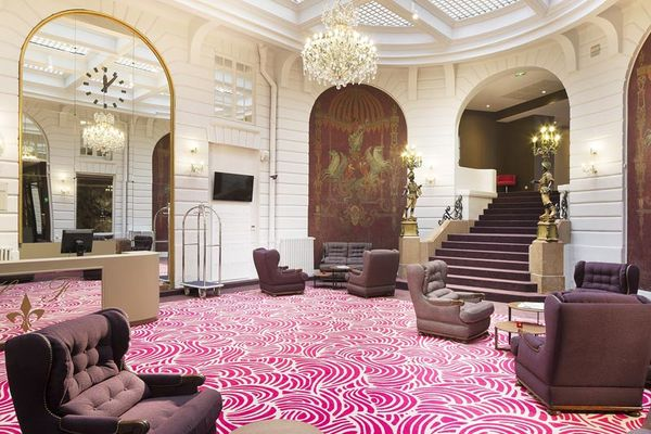 Oceania Hôtel de France