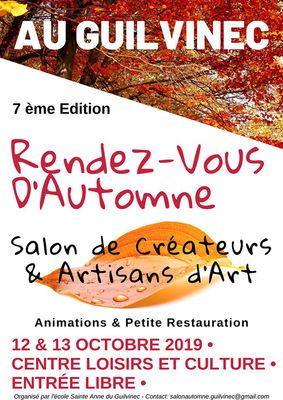 Rendez vous d'automne - salon créateurs - Guilvinec - Pays Bigouden