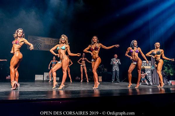 Open des corsaire's 2019-19 Catégorie Bikini
