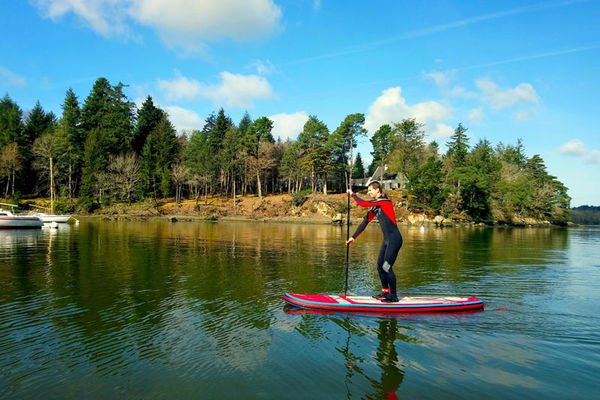 A La Dérive – Stand-Up Paddle