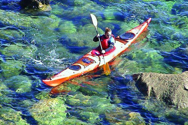 Aviron canoë kayak Plouhinec