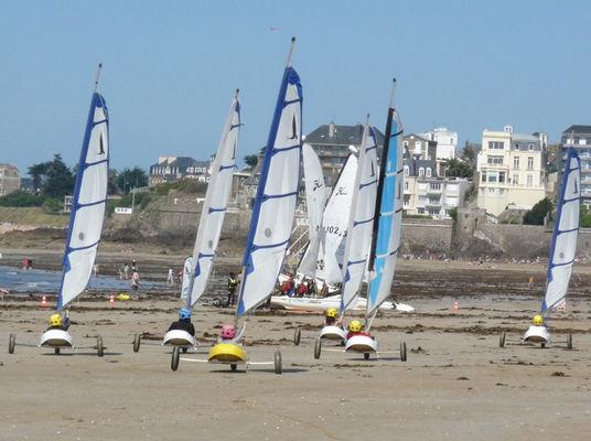 Surf school à Saint-Malo