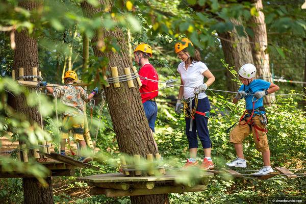 Forêt Adrénaline à Rennes