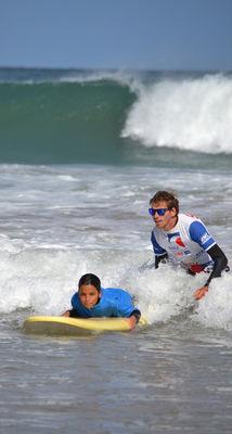 Surf Harmony Saint-Briac-sur-Mer - Moniteur