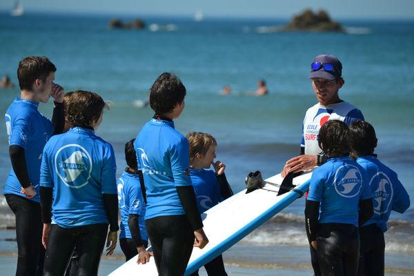 Surf Harmony Saint-Briac-sur-Mer - Stage enfants