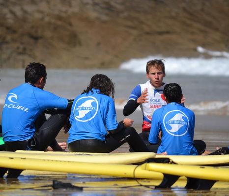 Surf Harmony Saint-Briac-sur-Mer - Leçon