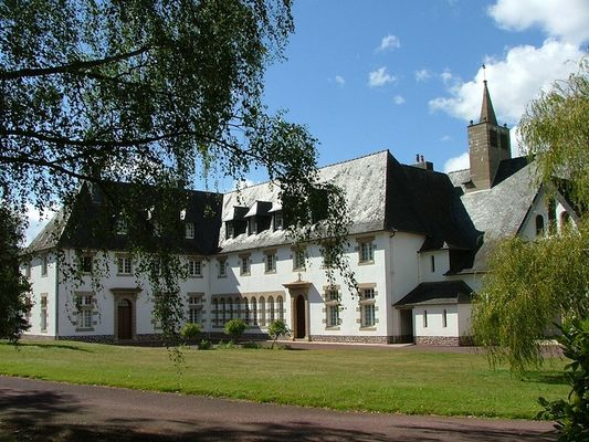 Abbaye la Joie Notre Dame - Campénéac - Morbihan