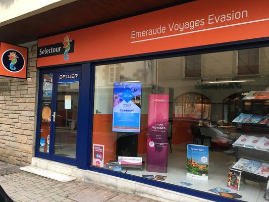 Agence - Emeraude Voyages Evasion - Saint-Malo