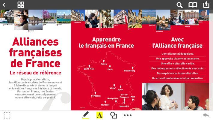 Alliances françaises de France - Alliance Française - Saint-Malo