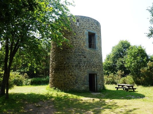 Ancien moulin à vent de La Ville Gouin2 - PIT SMBMSM