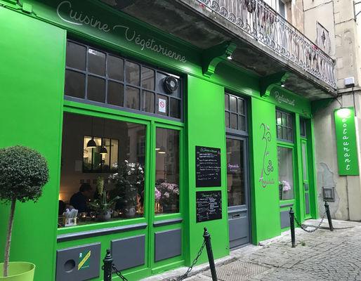Annadata - facade - Saint-Malo