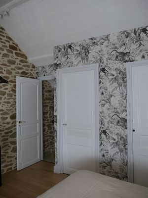 Le-Berceul-Duault-La-Richardais-Chambre Tatihou 2