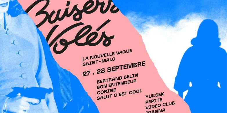 Baisers volés - saint-malo - 27et28sept2019