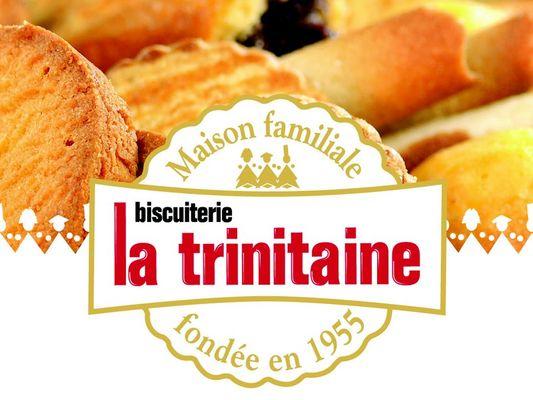 Bandeau biscuits danseuse+logo