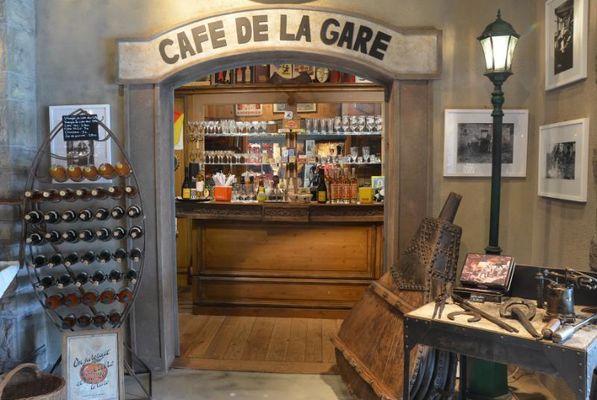 Biscuiterie Ménou-café de la gare produits locaux