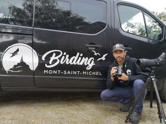 Birding Mont Saint-Michel - sorties ornithologiques (3)