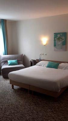 Brithôtel Alghotel Cancale - Hôtel Séminaires Spa - Cancale