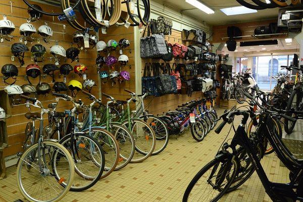 Cycles Nicole - Location de vélos - Saint-Malo