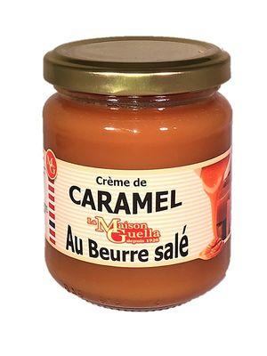 CREME DE CARAMEL - MAISON GUELLA  - CANCALE