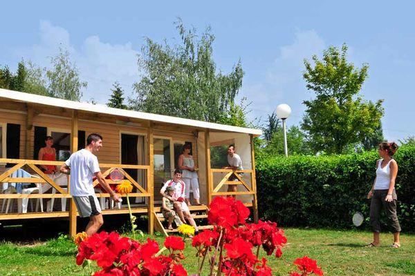 Camping Campéole les Monts Colleux