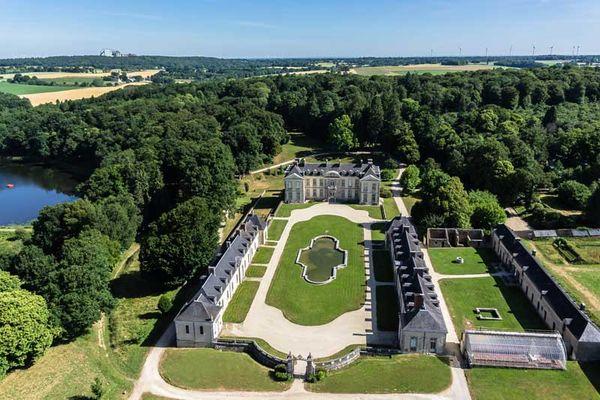 Château de Kerguéhennec