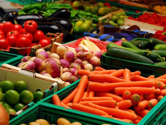 Fruits et légumes - producteurs locaux