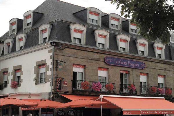 Hôtel Les Grands Voyageurs