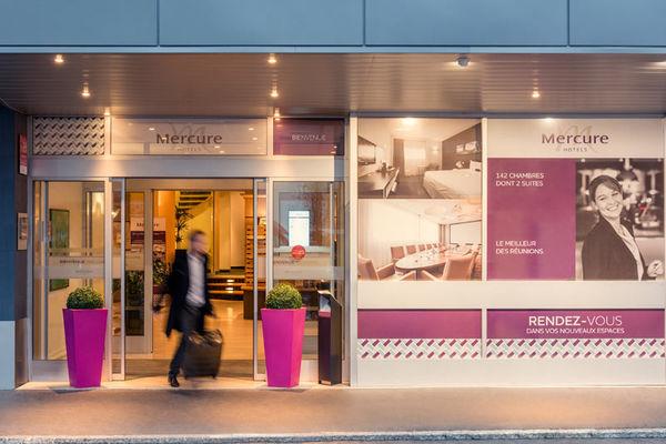 Hôtel Mercure Rennes Centre Gare