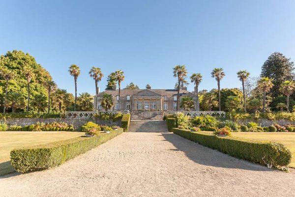 L'Orangerie de Lanniron Castel Camping