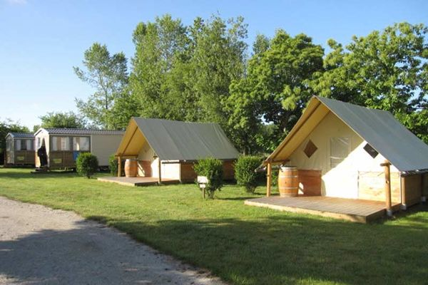 Camping La Vallée du Ninian