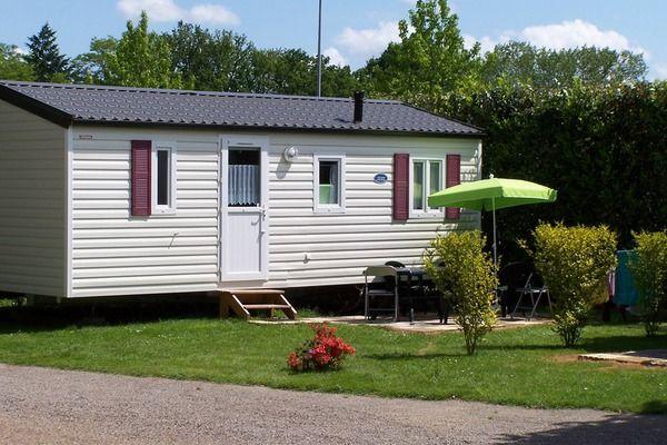 Camping Le Bois Vert Carentoir Morbihan Bretagne-Sud