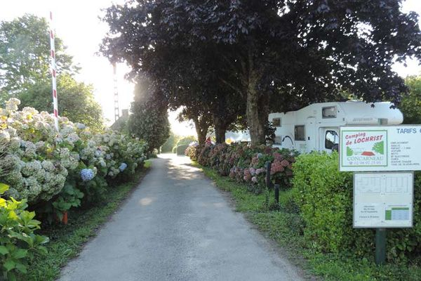 Camping de Lochrist