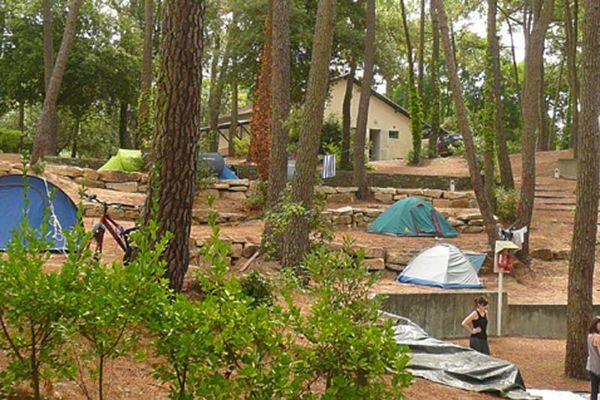 Camping du Bois d'Amour