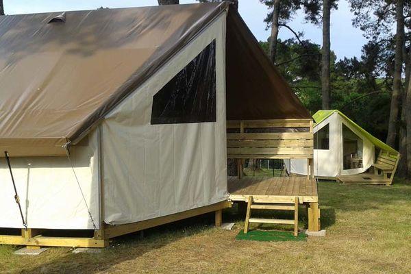 Camping l'Océan - Le Palais