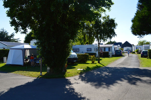 Camping la Fontaine - Saint-Malo