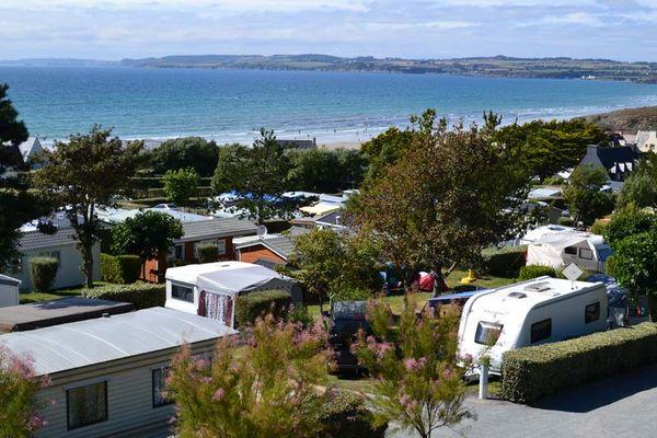 Camping la Mer d'Iroise
