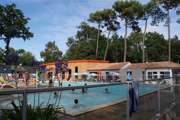 Camping les Rochelets