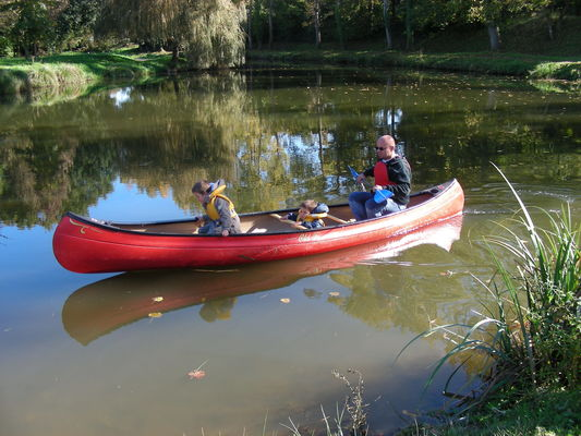 Canoë kayak 3 rivières 3