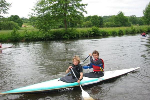 Canoë kayak Pays de Brocéliande