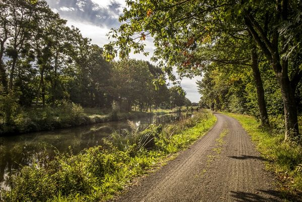 Canal d'Ille-et-Rance ©Rodolphe Marics