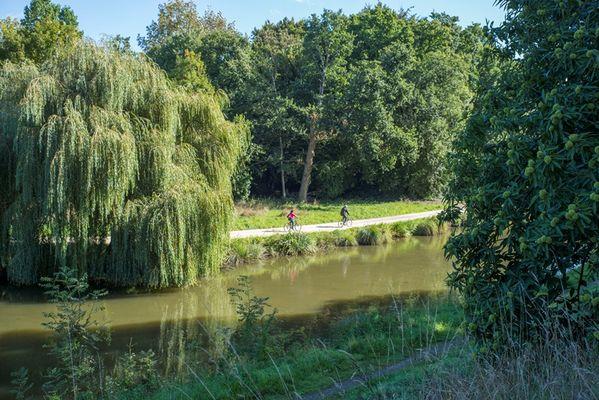 Canal d'Ille-et-Rance Trévérien ©Rodolphe Marics
