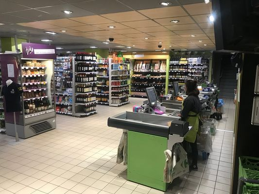 Carrefour City Supermarches Saint Malo Saint Malo