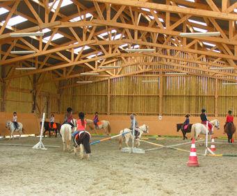 Centre d'activités équestres des 4 routes à Iffendic